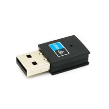 Wifi USB Wireless Adapter, 300Mbps, Windows, Mac, Linux Desktop Laptop Apple MAC