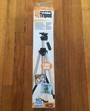 Vidpro TT-300 Tripod Titanium with 3-Way Panhead Supports 6.6 lb Lightweight