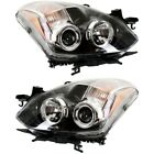 Halogen Headlight Set Left and Right For 2010-2013 Nissan Altima S Coupe