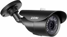 ZOS 1080P 4in1  42 Leds 120ft IR Distance Outdoor Home Metal Bullet CCTV Camera