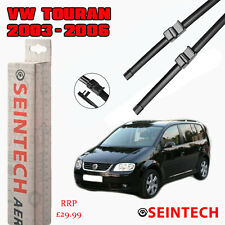 "VW TOURAN 2003-2006 SPECIFIC FIT FRONT WINDSCREEN WIPER BLADES 28""28"""