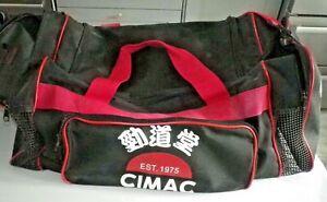 Taekwondo Sports Bag Holdall with 3/160 Suit, Shin Pads, Belt, Gloves, Footguard
