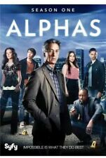 ALPHAS SEASON 1 Complete First Series 1