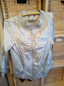 Miss Sixty Small Silver Jacket