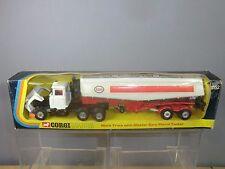 Vintage CORGI TOYS MODEL No.1152 Mack GLOSTER SARO Esso Tanker VN En parfait état, dans sa boîte