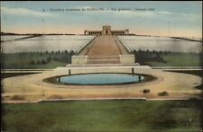 Romagne France American Cemetery c1920 Postcard