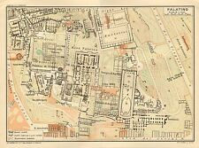 1925 Muirhead Antico Floor Plan-ITALIA-ROMA, PALATINO (Palatino Hill)