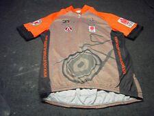 Houston Builders Bike Team MS150 Anniversary AUSSIE Cyclist Jersey TeamCut Sz XL