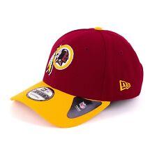 New Era NFL 9Forty Washington Redskins Snapback Casquette Rouge Jaune 94804