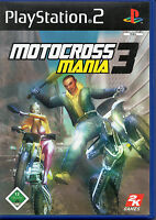 Motocross Mania 3 Playstation2 Spiel PS2