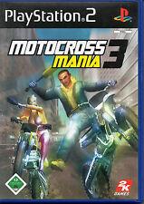 Motocross Mania 3 PlayStation 2 jeu ps2