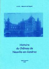 Livret histoire château Neuville Neupré