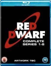 Red Dwarf Series 1 - 8 BOXSET BD Blu-ray 2018 DVD Region 2