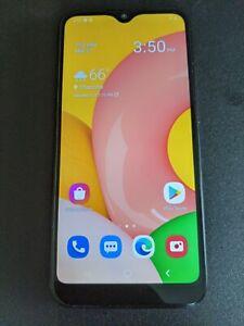 Samsung Galaxy A01 S111DL - 16GB - Black (Total Wireless) - Clean IMEI