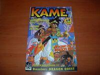 KAME Nº8 REVISTA DE MANGA Y ANIME (INU EDICIONES 1996 MUY BUEN ESTADO)