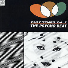 Easy Tempo, Vol. 2: The Psycho Beat by Various Artists (CD, Nov-1999, Easy Tempo