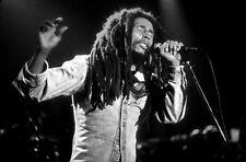 "Bob Marley  Photo Print 11x14"""