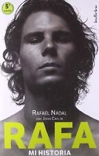 Rafa, mi historia (Spanish Edition)-ExLibrary