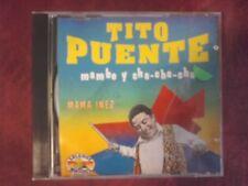 TITO PUENTE - MAMBO Y CHA CHA CHA (16 TRACKS, 1993). CD