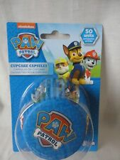 PAW PATROL CUPCAKE MUFFIN CASES - 50