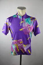Gonso vintage Radtrikot cycling jersey maglia Rad Trikot 90er Gr. M BW 50cm Z07