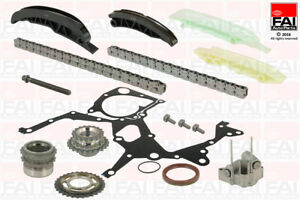 FAI TIMING CHAIN KIT FOR BMW N57D30 M57ND30 M57D30TU