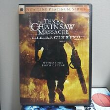 The Texas Chainsaw Massacre The Beginning - Horror DVD - New Line Platinum Serie