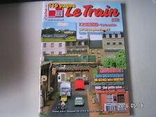 **b Le train n°332 Les voitures UIC Y en H0 de REE Modeles / X 2100/2200