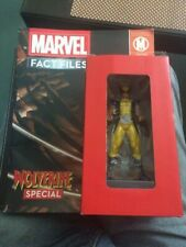 Wolverine MARVEL FACT FILES FIGURINE