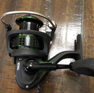 NEW Mitchell 308 PRO Series Spinning Reel 5.8:1 10BB 130yd/8Lb Mono Cap 190yd