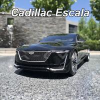 1:18 Scale Cadillac Escala Concept Car Model Diecast Model New In Box+Small Gift