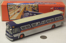 Corgi Fishbowl NY Lionel City Transit Bus GM5301  54302 New in Box 1/50 scale