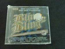 BLING BLING 2 RARE NEW SEALED HIP HOP CD! DR DRE 50 CENT SNOOP DOGG KURUPT