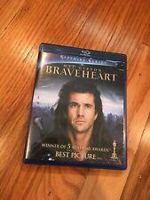 Braveheart 2 Disc Blu Ray Sapphire Series