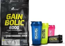 Olimp Gain Bolic 6000 Mass Gainer Whey Protein Creatine Taurine Chocolate 1kg