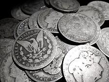 1878-1921 ~**ONE(1) CULL GRADE**~ Silver Morgan Dollar Rare US Old Coin Lot!