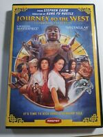 Journey to the West Conquering the Demons DVD 2013 LIKE NEW