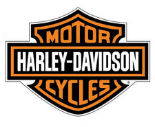 Harley Davidsonampreg Bar Amp Shieldampreg Trailer Decal Extra Large