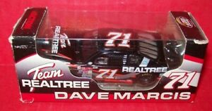 DAVE MARCIS #71 REALTREE 2000 1/64 ACTION RCCA DIECAST HOOD OPEN CAR 1,584 MADE