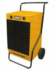 Deumidificatore Professionale 80 l/24 h Master DH 92 1000 m3/h A Condensazione