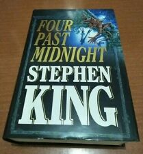 Four Past Midnight ~ Stephen King ~ Hardcover ~ Uk 1st First Edition 1990 Vgc