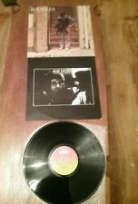 Bob Dylan Street Legal vinyl record. CBS records,Australia. 1978.