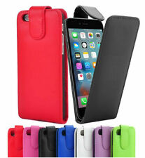 Case For Apple iPhone 4 4G 4S Top Flip Leather Cover Soft Protective Holder UK