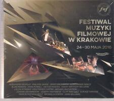 FESTIWAL MUZYKI FILMOWEJ W KRAKOWIE 2016 FMF DESPLAT GOLDSMITH POWELL WILLIAMS
