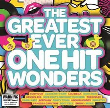 Greatest Ever One Hit Wonders Various Artists 2 CD NEW