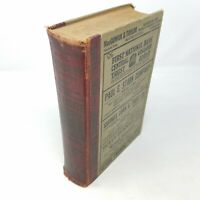 1923 Antique Phone Book - Madison, Wisconsin City Directory - Wright Directory