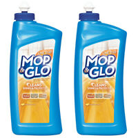 Mop - Glo Multi-Surface Floor Cleaner, 32 oz (Pack of 2)