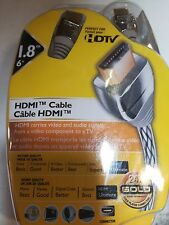 Philips HDMI cable SWV3534/37 6 ft High speed