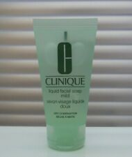 Clinique Liquid Facial Soap. Mild. NEW 30ml Dry Combination Skin