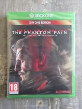Metal Gear Solid V: The Phantom Pain (Day One Edition) (Xbox One) (Neuf)